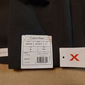 CALVIN KLEIN COLLECTION ♡ Mens Suit Jacket